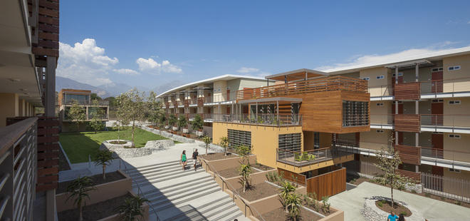 Pitzer College Student Housing Phase 2