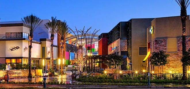 Anaheim Garden Walk