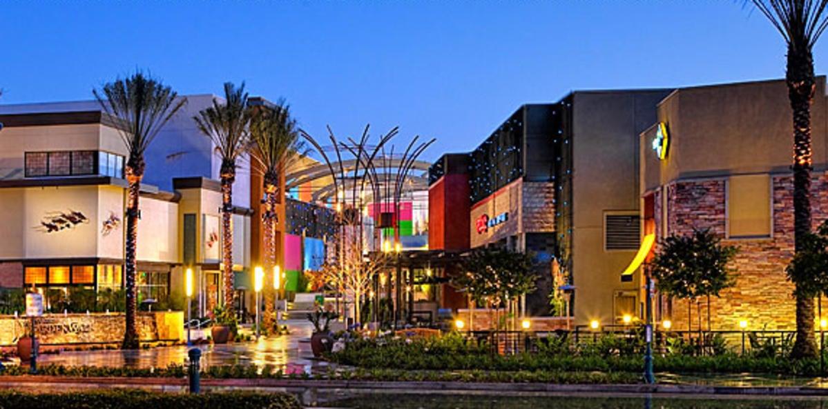 Anaheim Garden Walk Store Directory: Anaheim Garden Walk