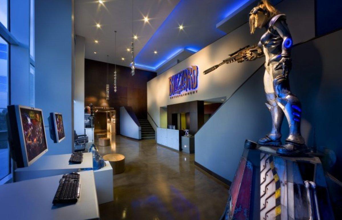 Blizzard entertainment tk1sc - Monster energy corporate office ...