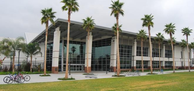 California State Univ. Fullerton-Student Recreation Center