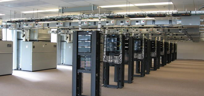 Data Center (Confidential Client)