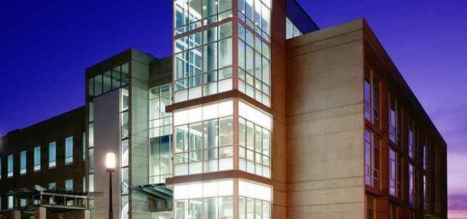 UC Irvine Sprague Hall